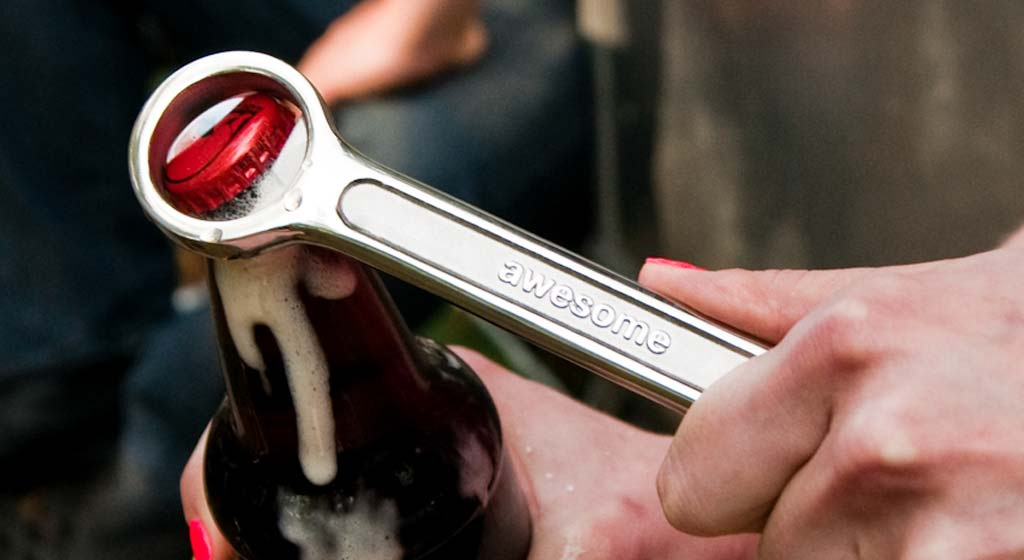 Awesome Bottle Opener