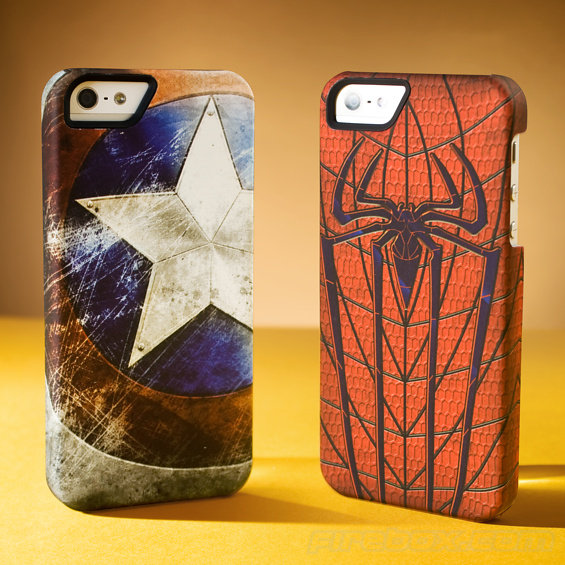Marvel Heroes iPhone 5 Cases