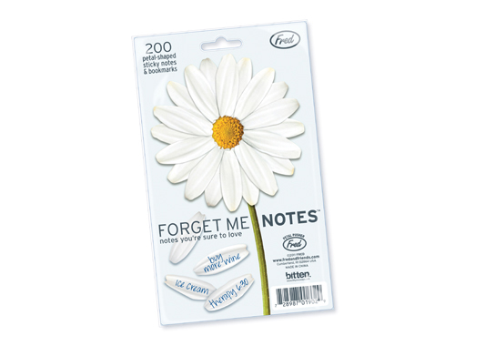 Forget Me Notes