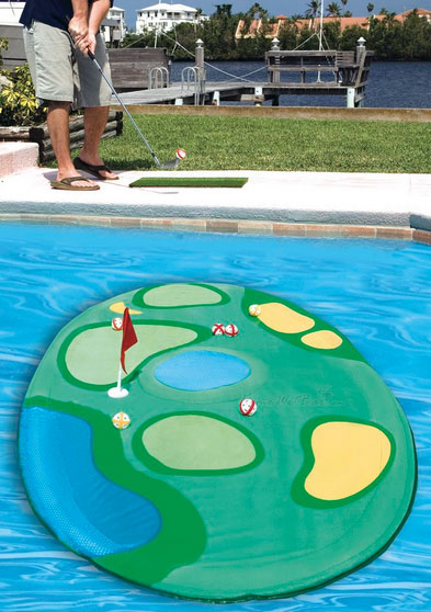 Island Golf Pool Game