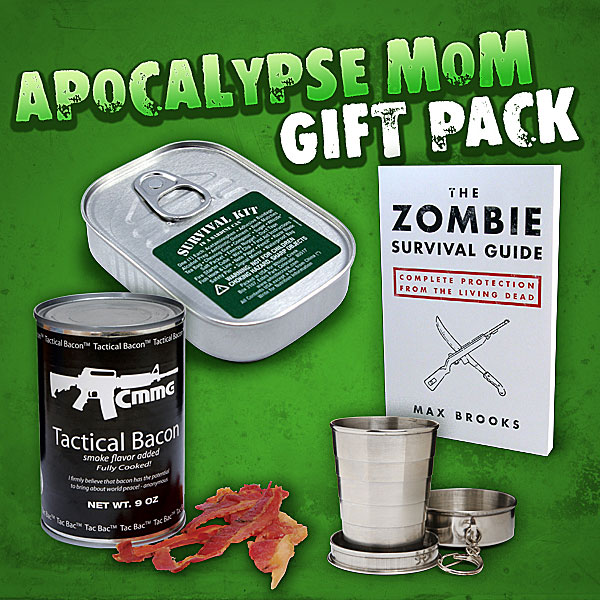 Apocalypse Mom Gift Pack