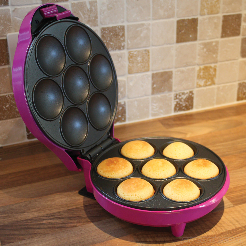 Quick Mini Cupcake Maker