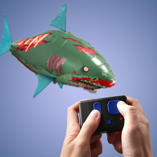 Zombie Shark Air Swimmer