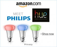 Philips Hue Personal Wireless Lighting