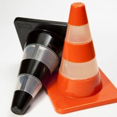 salt and pepper cones