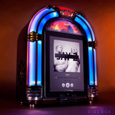 bluetooth jukebox