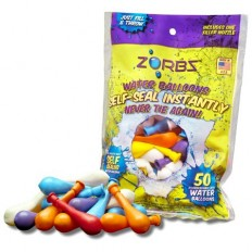 zorbs self sealing water balloons