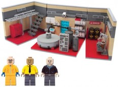 lego breaking bad playset