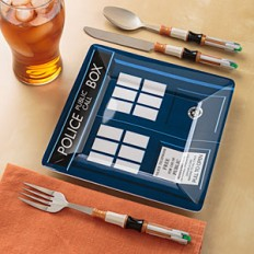 Doctor Who Cutlery
