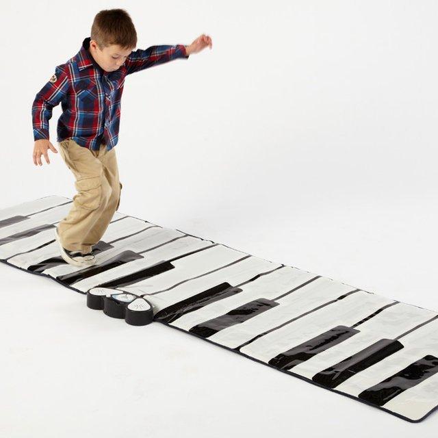 giant piano mat
